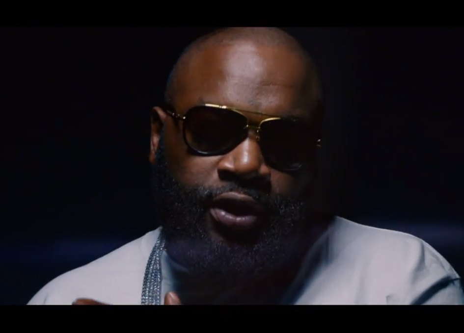 Encore un clip de Rick Ross … 'Thug Cry'