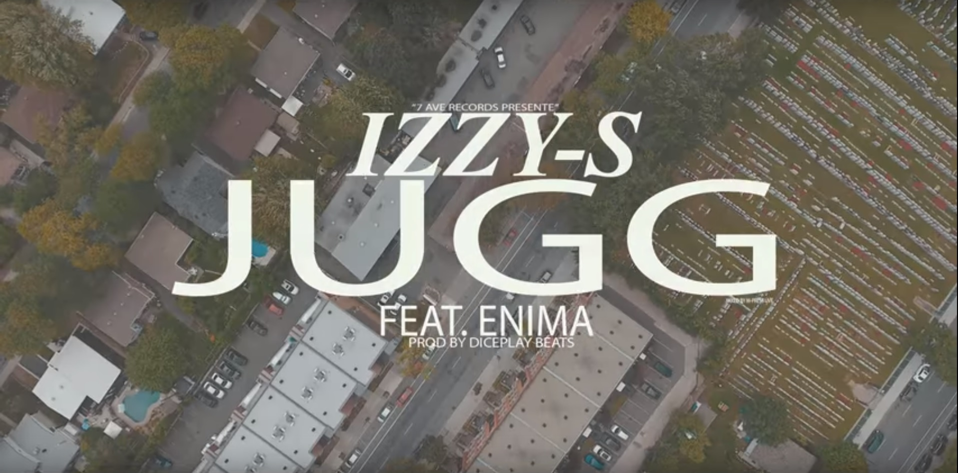 Izzy-S feat Enima – JUGG (Clip Officiel)