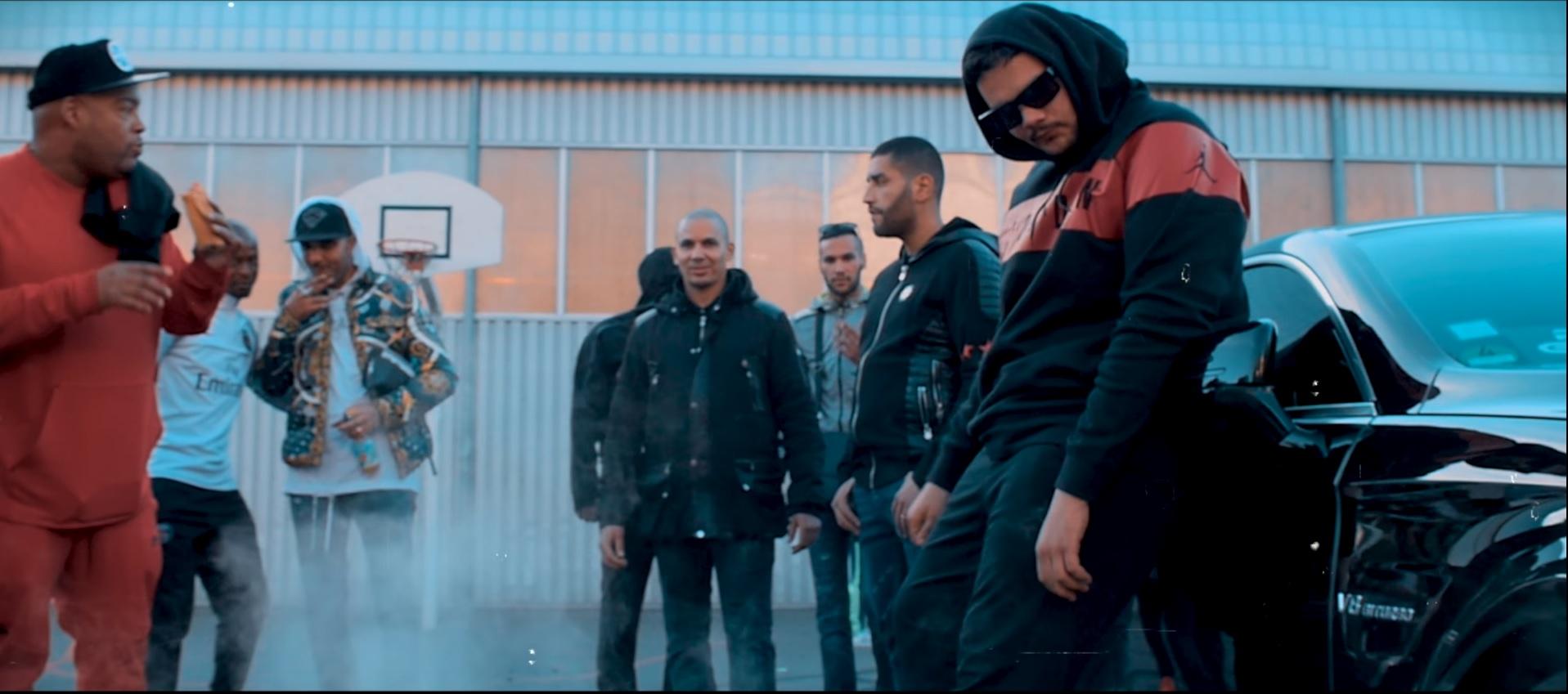 Sadek feat Brulux – La bise (Clip officiel)