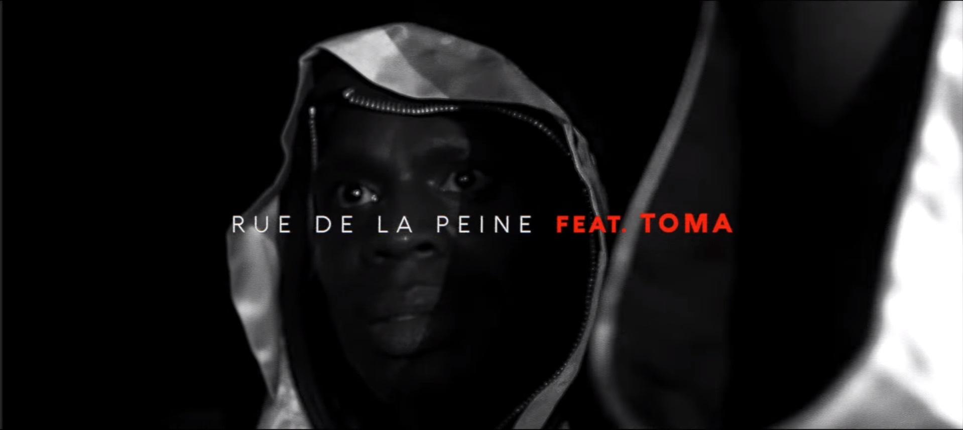 Kery James – Rue de la Peine feat Toma (Clip Officiel)