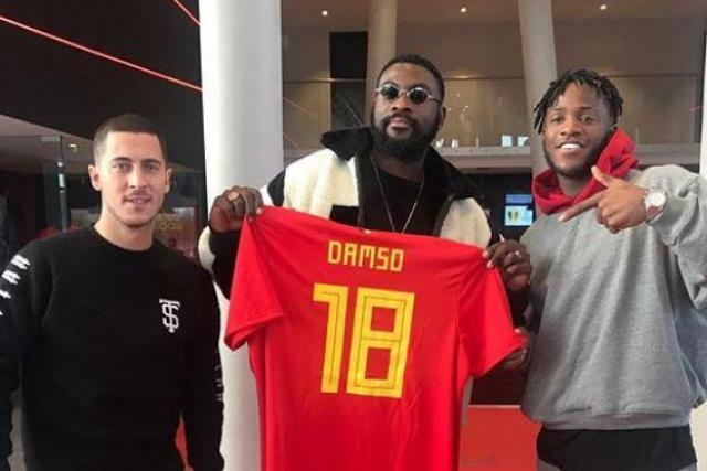 Damso annonce « Humains ».
