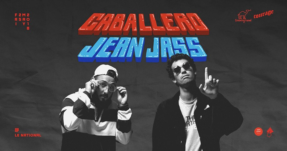 Caballero & JeanJass de retour à Montréal!