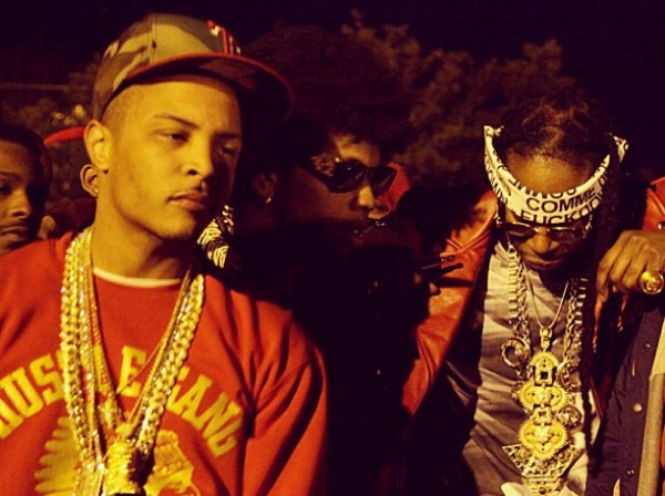 Trinidad James – All Gold Everything (Remix) ft. T.I., Young Jeezy, & 2 Chainz