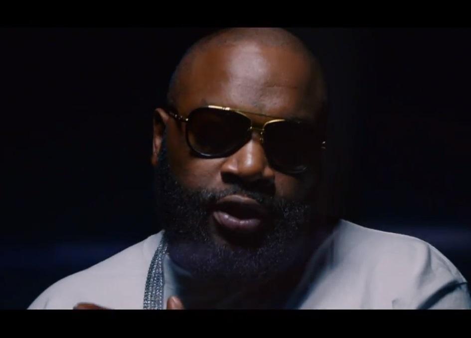 Encore un clip de Rick Ross … 'Thug Cry'