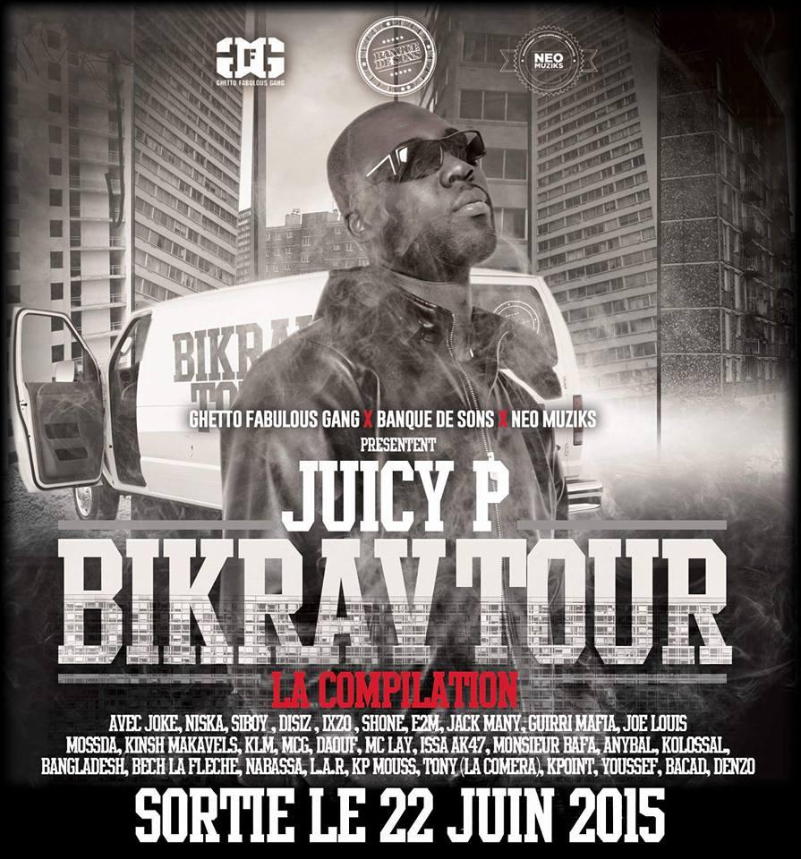 Juicy P ft. Joke – Comme Ça (CLIP OFFICIEL)