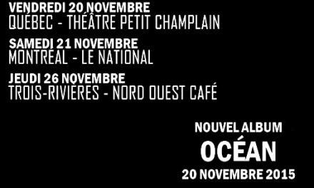 Manu Militari: Lancement De L'Album «OCÉAN»