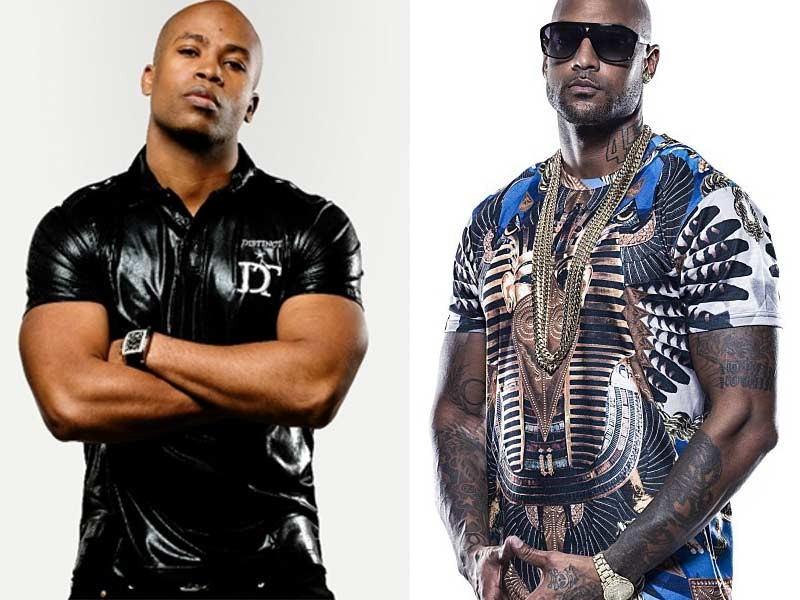 Quand Booba soutient Rohff !
