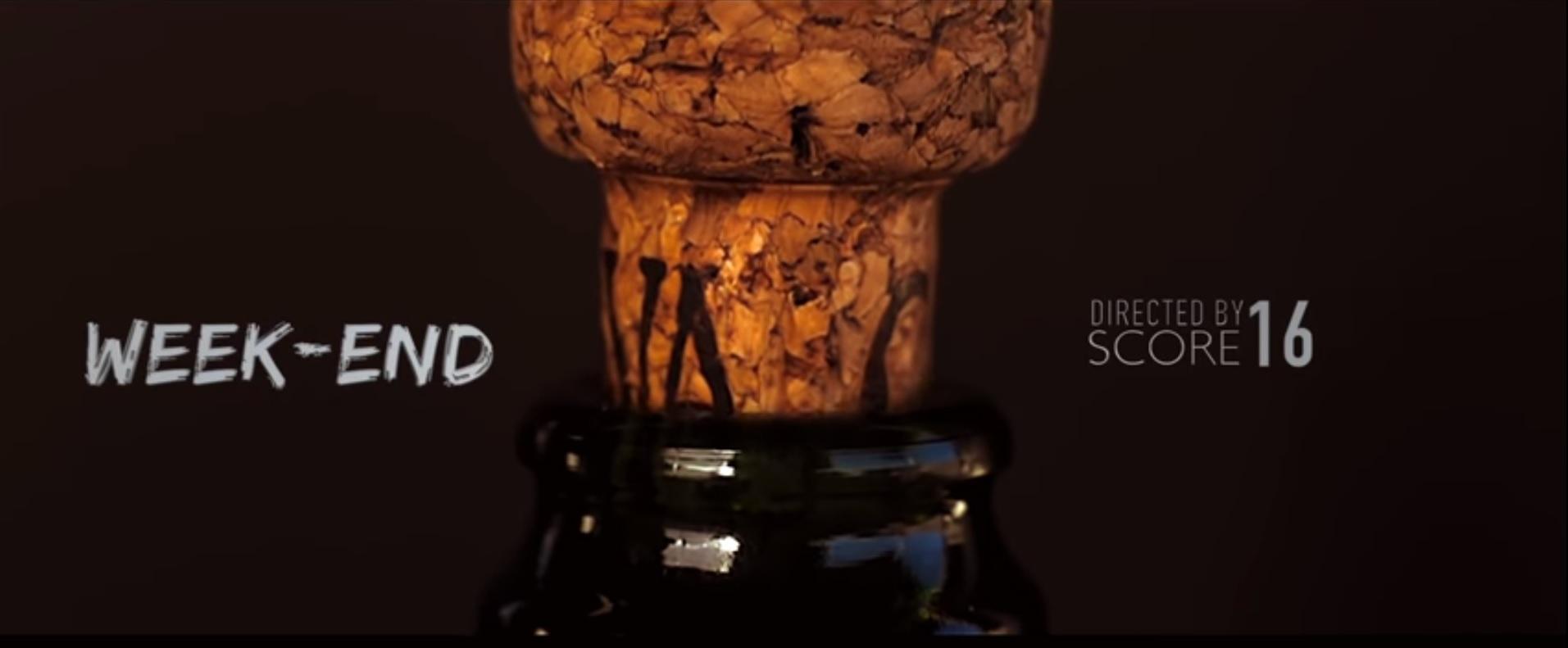 Hayce Lemsi feat Jok'air – #WeekEnd (Clip Officiel)