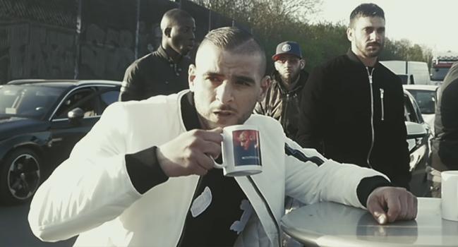 Le rappeur Sofiane bloque une autoroute pour son clip Toka !