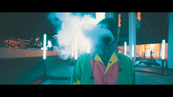 Jah Maaz prend de l'Altitude dans son nouveau clip !