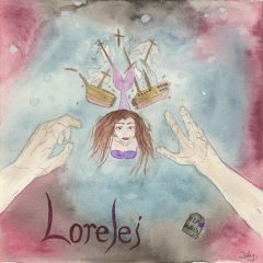 Nawfal nous invite dans son univers avec son premier album «Lorelei»