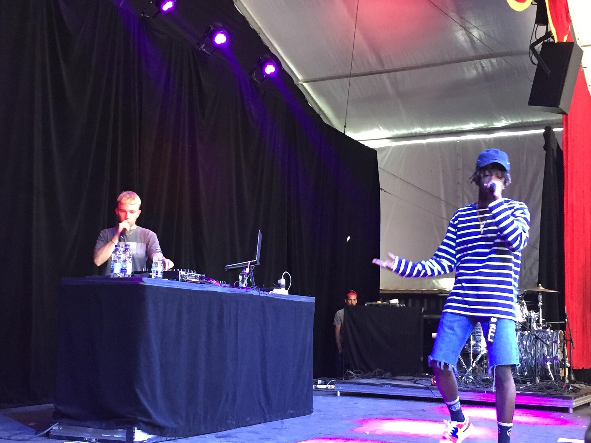 Live Report : Josman + Angèle aux Francos de Montréal – 11 Juin 2018